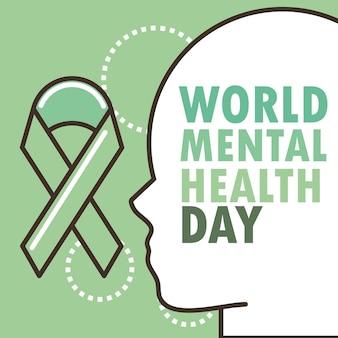 Мировая карта психического здоровья