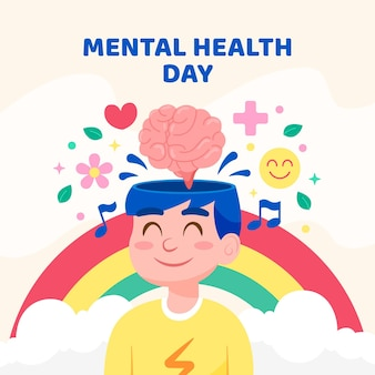World mental health day celebration