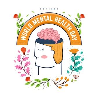 Evento della giornata mondiale della salute mentale