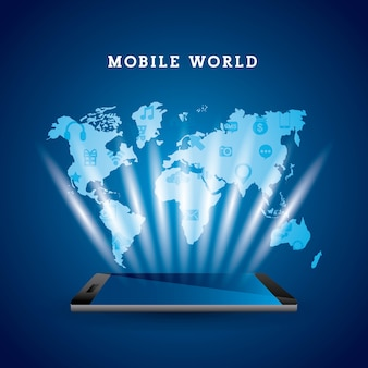 World mobile design