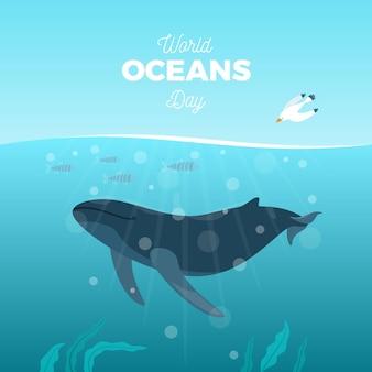 세계 해양의 날 개념