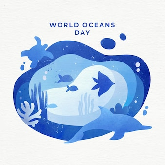 World oceans day event