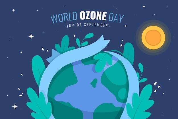 世界オゾンデーの背景