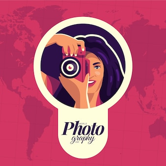 女性写真家との世界写真デー
