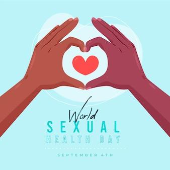 Всемирный день сексуального здоровья и сердца