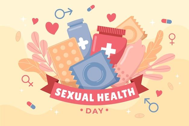 Всемирный день сексуального здоровья фон