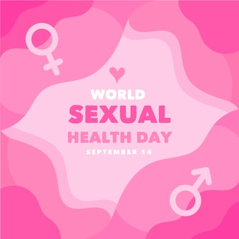 세계 성 건강의 날 배너