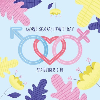 World sexual health day poster