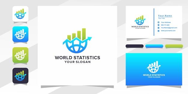 World statistics logo