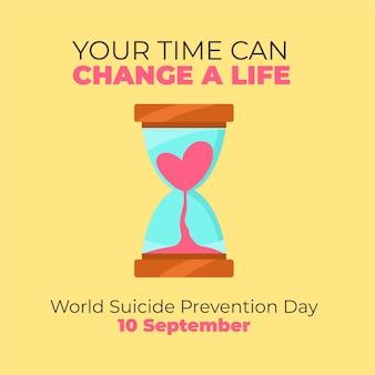 Концепция всемирного дня предотвращения самоубийств