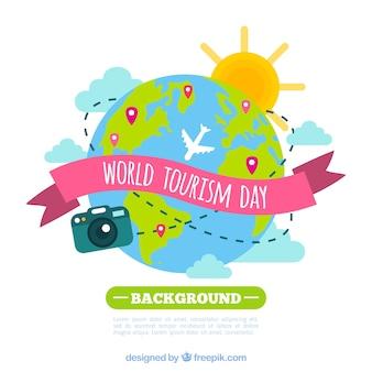 세계 관광의 날, 전 세계의 다른 목적지