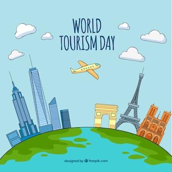세계 관광의 날, 세계의 다른 기념물