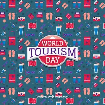 Giornata del turismo mondiale, modello