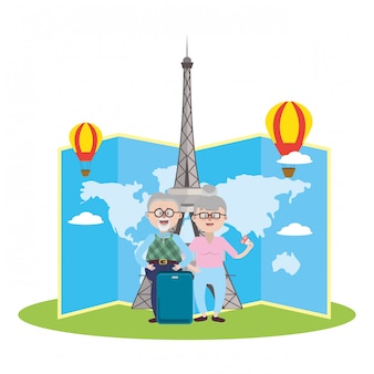 Мир путешествий и туризма