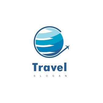 世界旅行のロゴ