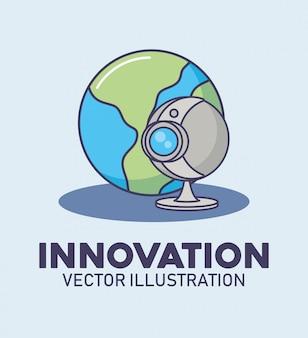 World web camera digital technology innovation