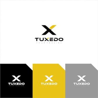 X логотип tuxedo