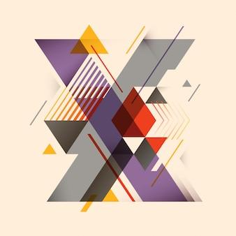 X дизайн буквы