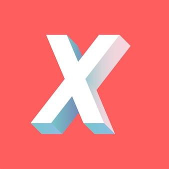 X-письмо