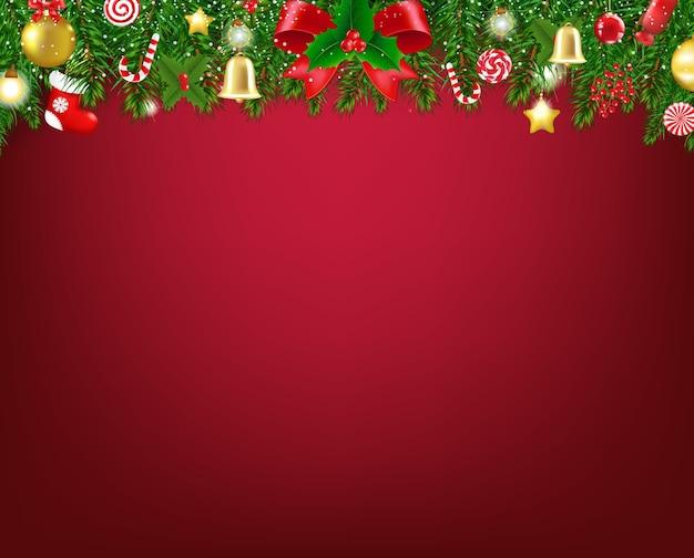ホリーベリーとクリスマスの国境