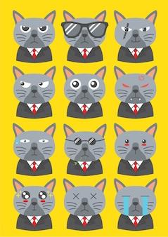 Персонажи кошек якудза