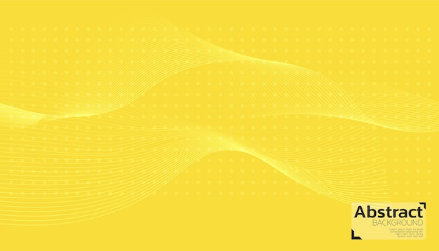 Yellow abstract background with texture
