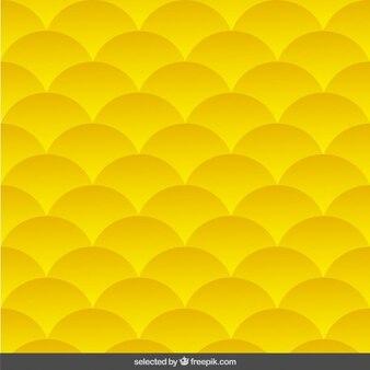 Желтый абстрактный фон