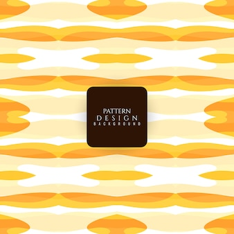 Yellow abstract pattern background