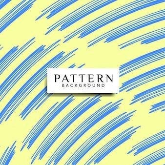 エレガントでモダンなパターンの背景デザイン