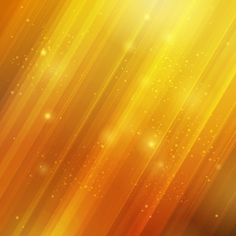 黄色とオレンジ色の日当たりの良い正方形の背景。テキストの場所があります。