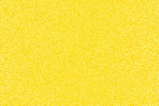 Yellow dotted background