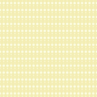 Yellow dotted pattern design