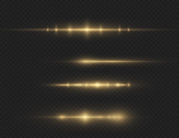 Yellow glowing light explodes  . sparkling magical dust particles. bright star. transparent shining sun, bright flash.