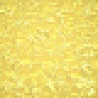 노란 모자이크