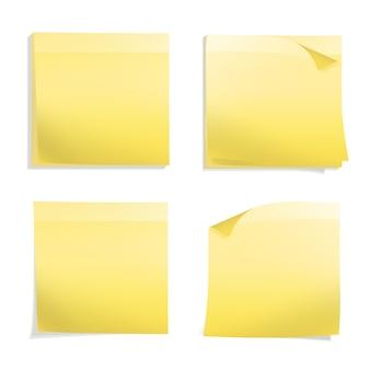 노란색 게시