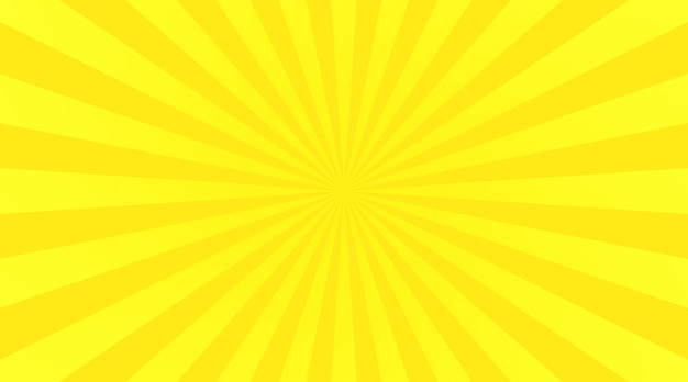 Желтые лучи фон