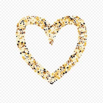 黄色の輝きベクトル透明な背景。ゴールデンアブストラクトシャインデザイン。キラキラお祭りイラスト。光沢のある豪華な星のテクスチャ。