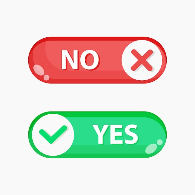 Да и нет кнопки переключения