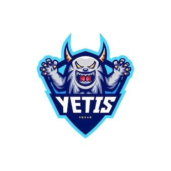 Йети киберспорт логотип