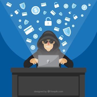 Hacker Vectors, Photos and PSD files | Free Download