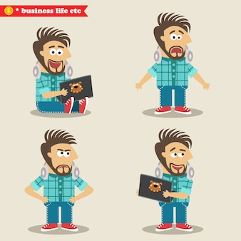 Nerd Vectors, Photos and PSD files   Free Download