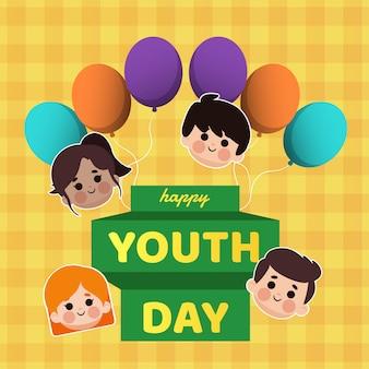 Иллюстрация дня дня