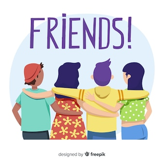 Friends Vectors, Photos and PSD files | Free Download