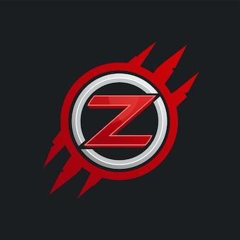 Z emblem monster flame  element