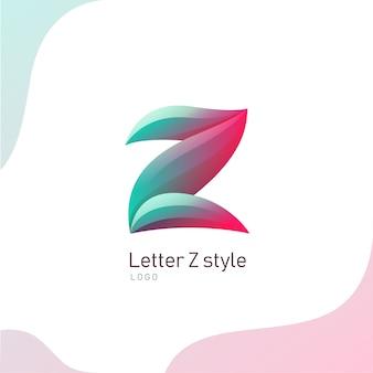 Письмо z logo