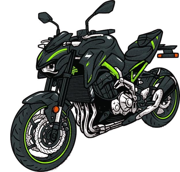 Z800 motor sport