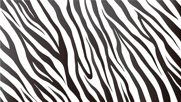 Sfondo texture stampa zebra