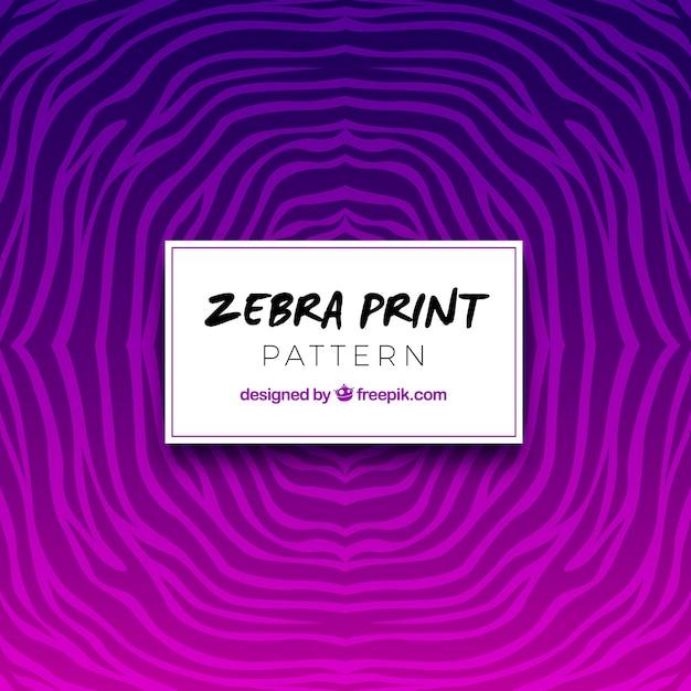 Zebra для печати