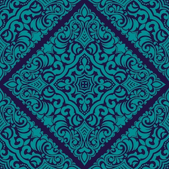 Zentangle styled geometric ornament pattern element. orient traditional ornament.