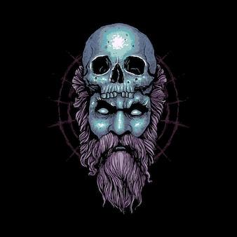 Зевс череп